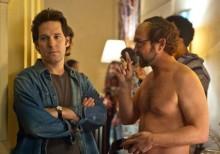 "Paul Rudd and Joe Lo Truglia in ""Wanderlust"""