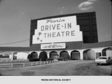 Peoria drive-in