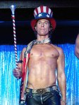 "Matthew McConaughey in ""Magic Mike"""