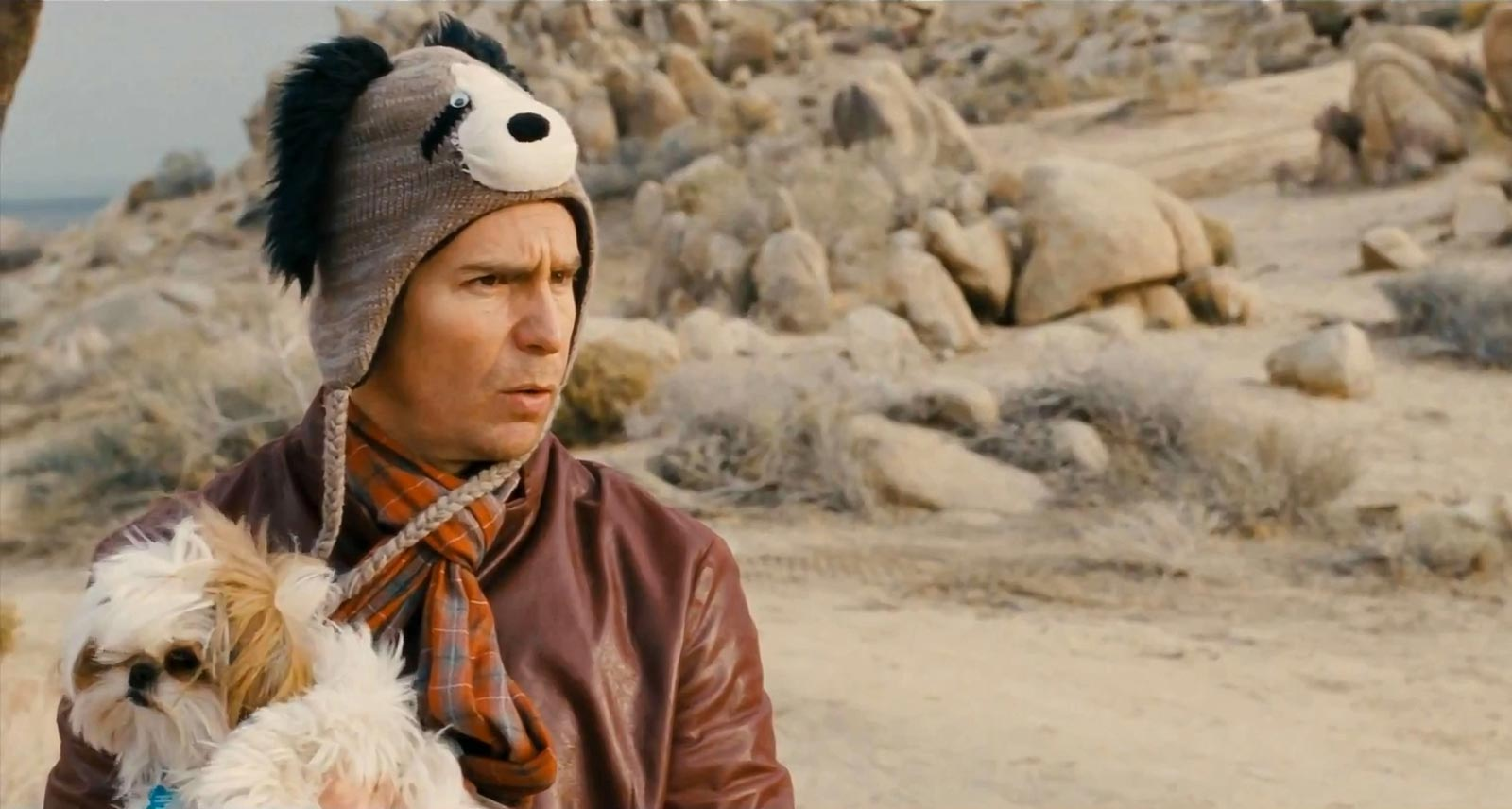"Seven Psychopaths"" is Bloody Smart 