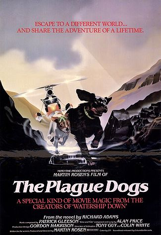 the plague dogs movie