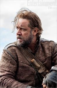 """Russell Crowe as """"Noah"""""""